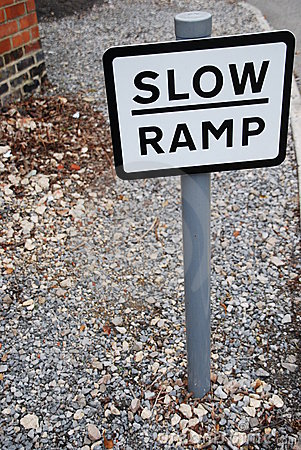 Slow ramp