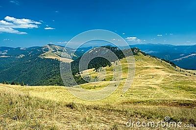 Slowaakse bergen