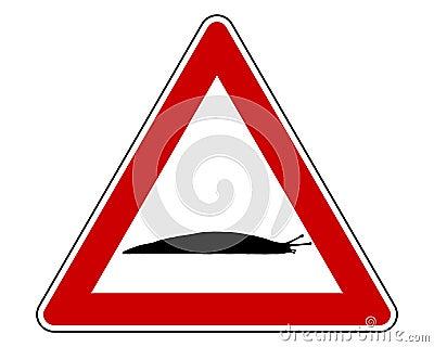 Slug warning