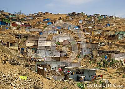 Slums, South America
