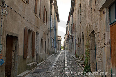 Small alley in Lagrasse