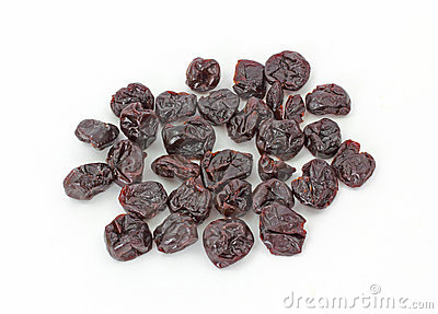 Small Assortment of Dried Cherries