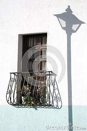 Free Small Balcony, Mexico Stock Photography - 13145362