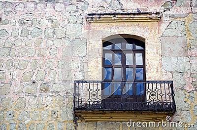 Small balcony, Mexico