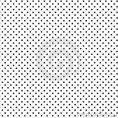 Free Small Black Polka Dots, White Background Stock Photo - 5658900