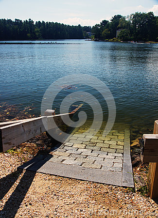 Small Boat Ramp