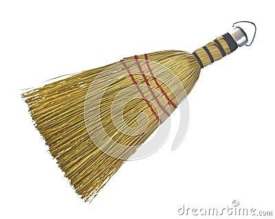 Small broom royalty free stock photography image 21834647 for Deco 50 balais