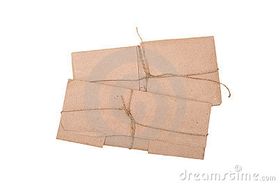 Small Brown Packages