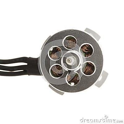 Small Brushless Motor Stock Photo Image 50482157