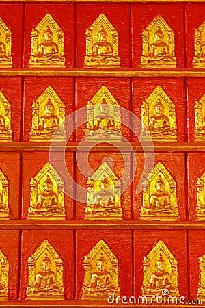 Small Buddha images