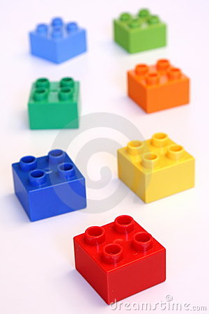 Small building blocks
