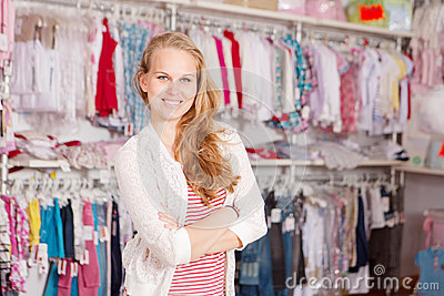 small business clothes shop