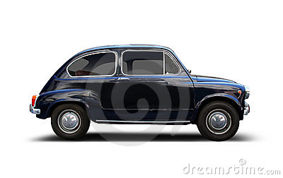 Small Car Stock Image - Image: 13370011