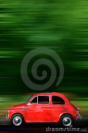 Free Small Car Royalty Free Stock Image - 1612636