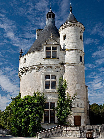 Small Castle, Chenonceau, France