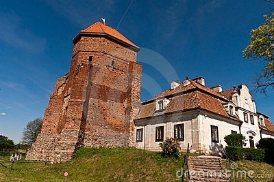 Small Castle in Poland