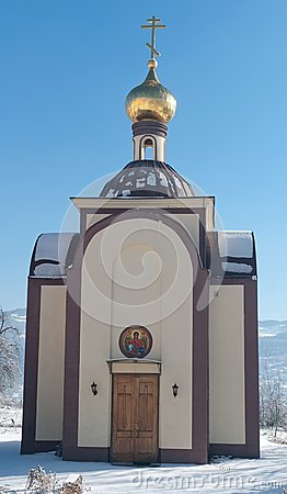 Small Church Royalty Free Stock Photography - Image: 28716537