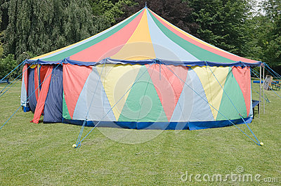 Small Circus Tent
