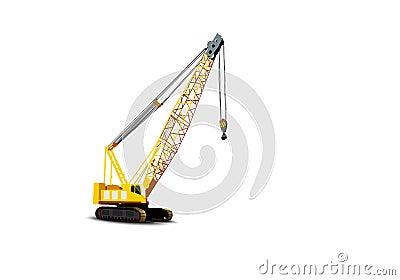 Small crane