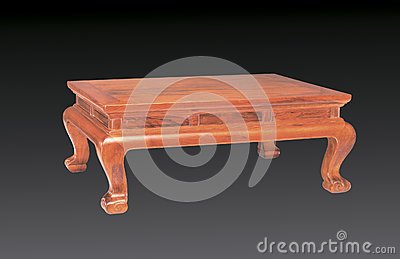 A small desk of Ming-stye