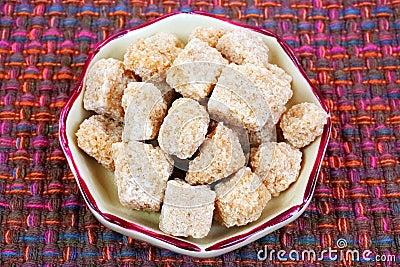 Sugar Cane Cubes Dish Placemat