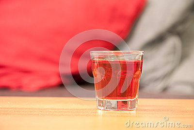 Small drink