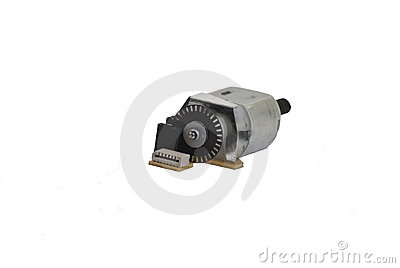 Small Electric Positioning Motor