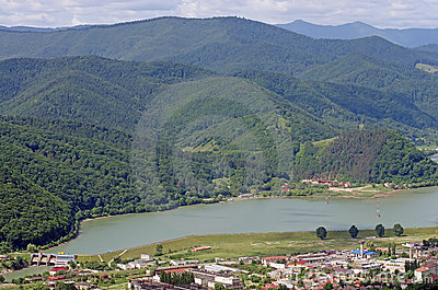 Small energy dam