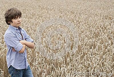 A small farmer