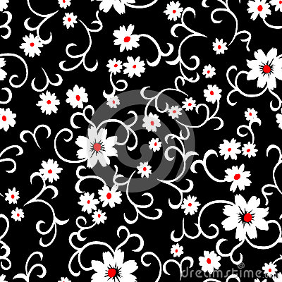 Free Small Flowers Pattern 095 Stock Photos - 83486553
