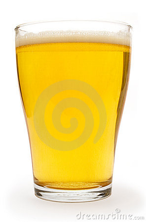 Free Small Glass Of Beer Royalty Free Stock Image - 487436