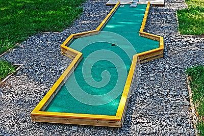 Small golf 14