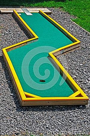 Small golf 15