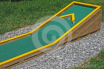 Small golf 12