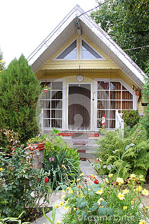Cool Small House Stock Photos Image 1506463 Largest Home Design Picture Inspirations Pitcheantrous
