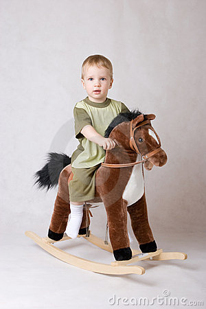 Small horseman