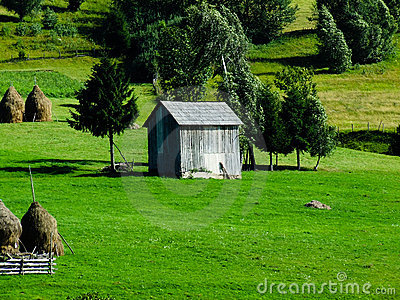 Small hut royalty free stock photo image 4821285 for Small garden huts