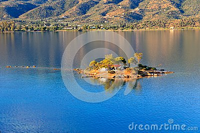 Small island, Greece