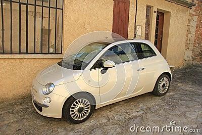 Small Italian Car