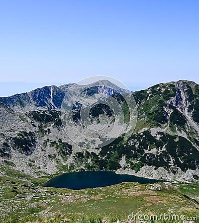 Free Small Lake, Pirin Mountains, Bulgaria Royalty Free Stock Photo - 103147945