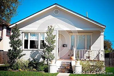 Small Neighborhood Home