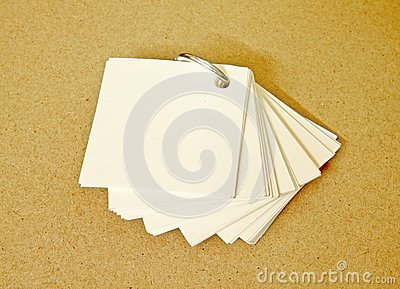Small notepaper