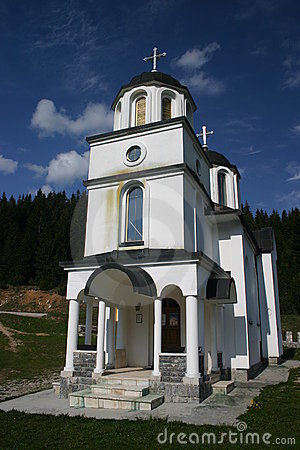 Free Small Orthodox Church Stock Images - 5080094