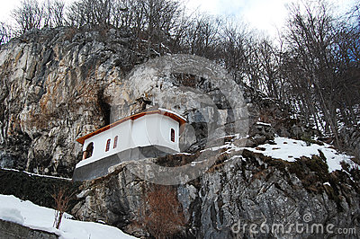 small Orthodox monastery