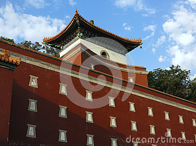 Small Potala Palace in Chengde