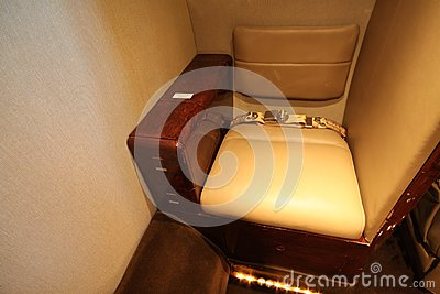 Small Private Jet Toilet Seat Stock Photography  Image 26386822