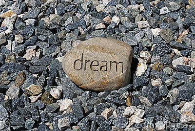 Small rock big dream