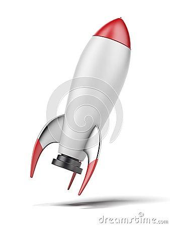 Free Small Rocket Stock Photos - 35281633