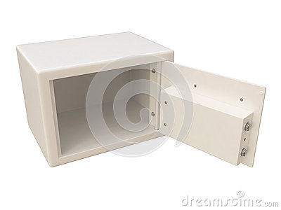Small Safe (open)