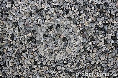 Small stones